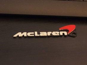 McLaren Keychain