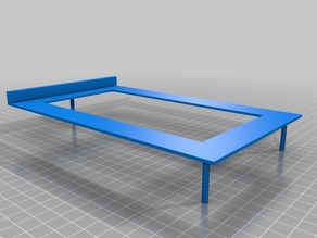 Witbox Bed Platform