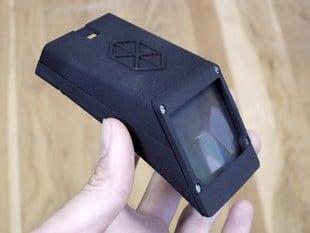 Public Lab Smartphone Spectrometer v4