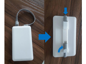 Charging cable Organizer