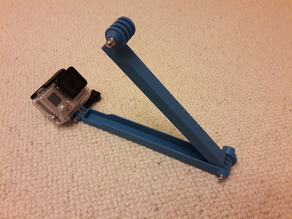 ThingPro - 3-Way Seflie Stick Hex Edition
