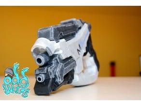 mass effect m5 phalanx pistol