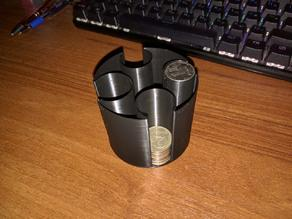 Vase mode coin holder (customizable)