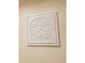 Seal of Rassilon bathroom exhaust fan cover