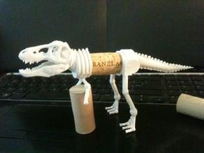 Corkasaurus Rex - T Rex Remix