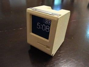Classic Mac iPod Nano Dock