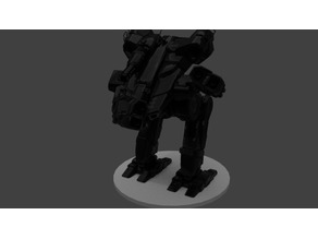 BattleTech Marauder Dab