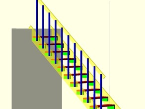 Stairs for the Barn