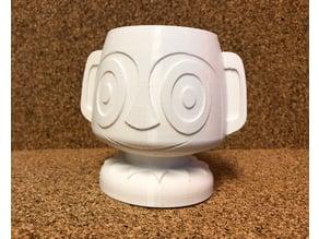 Trader Sam's - Hippopotomai-Tai - Mug & Planter