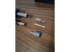 6.5-4mm Screwdriver-Bit Adaptor