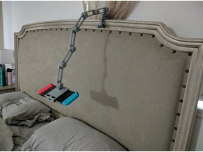 Larger Switch Arm Mount Headboard Clamp