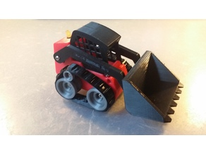 Bluetooth Mini Track Loader
