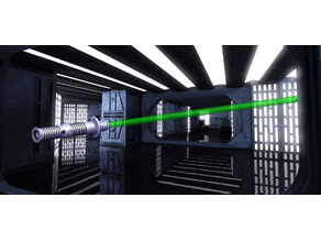 Lightsaber with lights and sounds