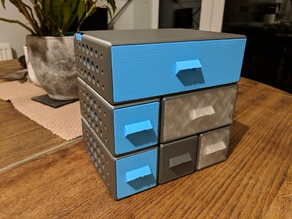 Yet more customizable drawers