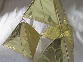 Tetraedron Kite Kit