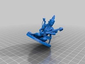 Saraswati, goddess of learning