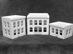 Customizable Modular Building