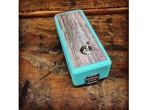 USB Power Guitar Pedal