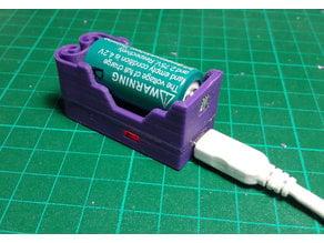 Chargeur TP4056 - Pour batteries 16340