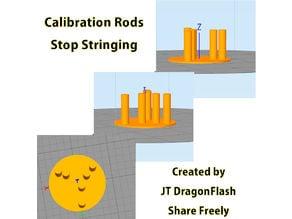 Stringing Calibration Rods