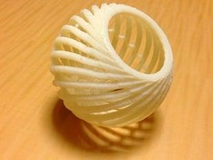 Spherical Basket