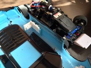 Body Clips for Audi R8 LMS Body for Mini-Z MR-02/MR-03