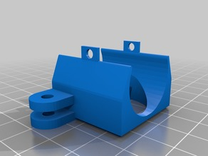 E3D V5 coller with extra screw tightening