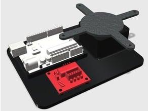 Motorized Turntable / Display