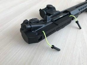 AR-15/ZBROYAR Z-15 upper receiver cover