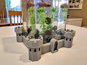 Betta Fish Castle