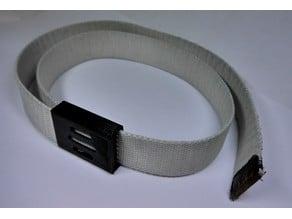 simple belt buckle