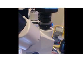 Cam to Microscopeadapter