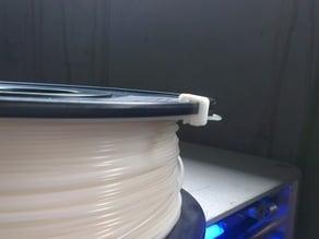1.75mm Filament clip black spools
