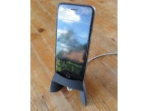 Designer iPhone Stand