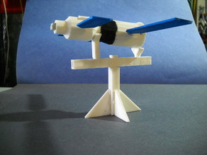 universal model stand or rocket gantry