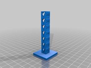 Temp Calibration Tower (237 to 243)