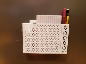 Fridge Organizer (With Magnets!) - Multiple Styles