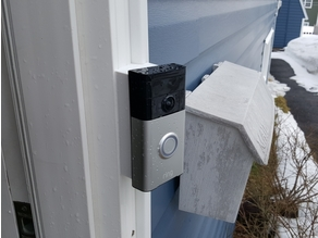 Ring Doorbell Mount