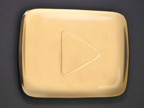 Youtube Award Play Button