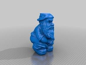 Poopin Gnome