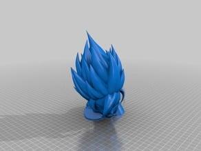 SSJ Goku Bust