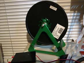 Simple spool holder similar to Anet A8 spool holder