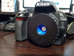 Nikon DX F-Mount Pinhole Lens