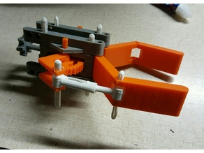Variable Grip Robotic  Hand