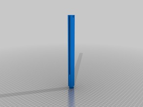 Coluna Simples - 1 Encaixe