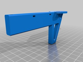 Front Arms for 1806 motors for EMaglio's Mini FPV Tricopter