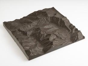 Trinity Alps Maps