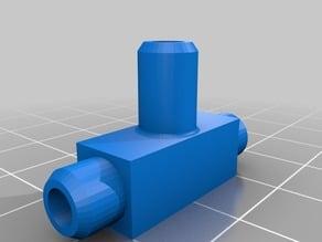 Flow Splitter 6.75mm male ends