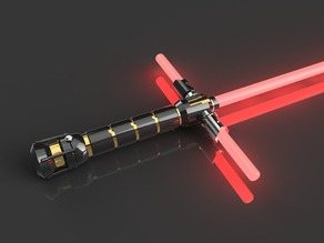 Lightsaber - inspired by Kylo Ren's Lightsaber