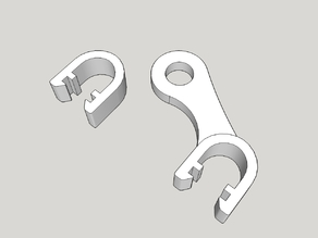 Wire guide for extruded aluminum and filament guide